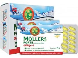 Mollers Fatty acids