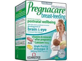Vitabiotics Pregnancy-Breastfeeding Supplements